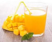 Jus de fruits tropicaux